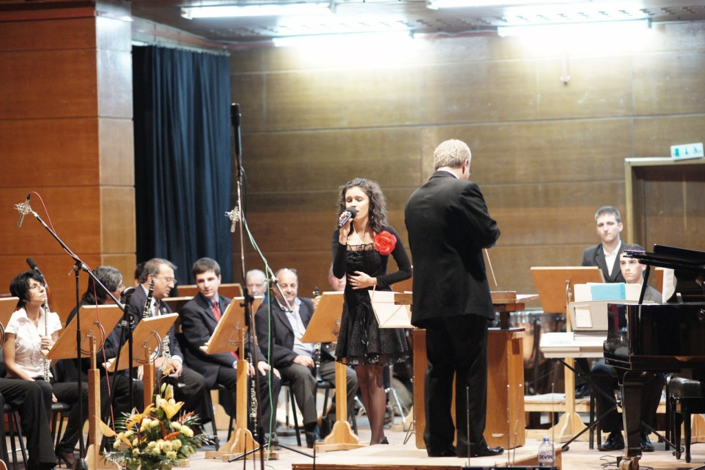 Performing with Shumen's Philharmonics