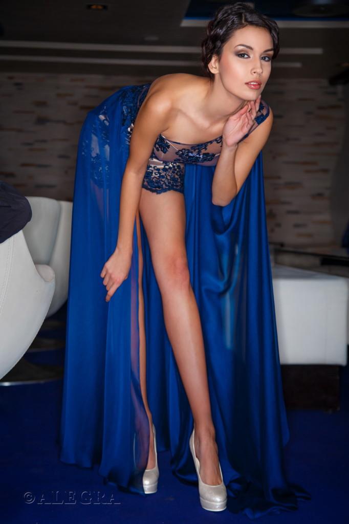 "Commissioned by: fashion house ""Alegra"" Photographer: Plamena Mileva"