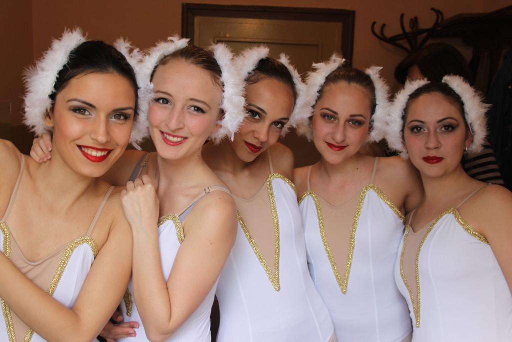Mila - ballet troupe