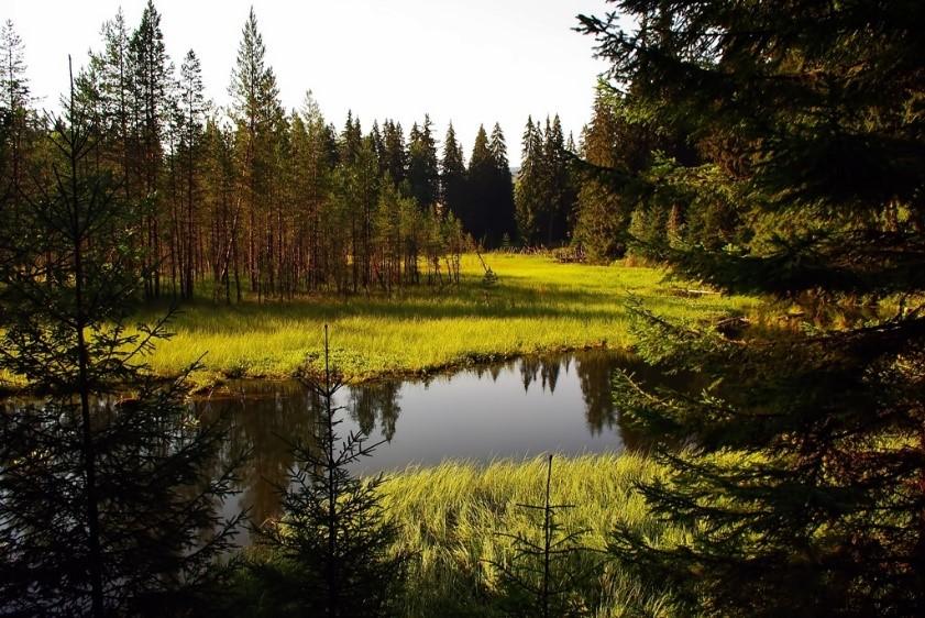 samodiva-lake